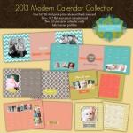 2013ModernCalendarCollection_scdesigns