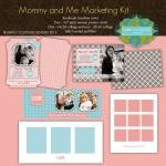 Mommy and Me Marketing Kit