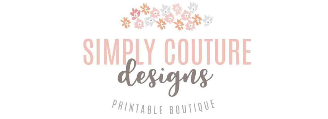 graphic relating to Printable Farmhouse Signs called Simply just Couture Programs - Farmhouse Site Do-it-yourself Crafts
