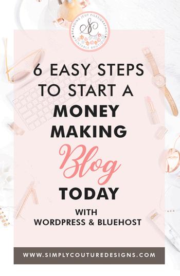 Start a Money Making Blog